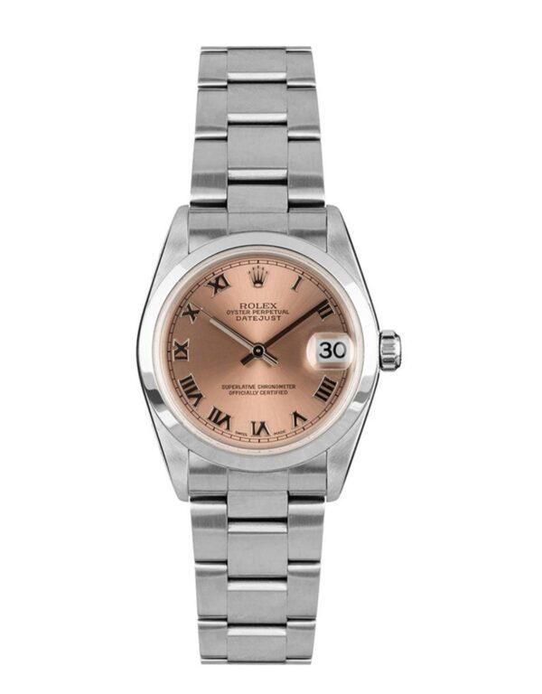 Rolex Datejust 78240 31mm Com caixa de relógio de aço inoxidável 904L Oystersteel - keeperwatches