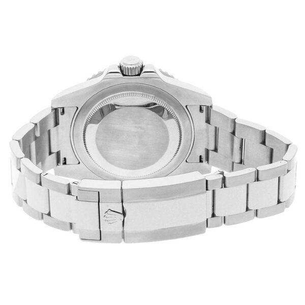 Rolex Gmt-Master II 116710LN 40mm Com caixa de relógio de aço inoxidável 904L Oystersteel - keeperwatches